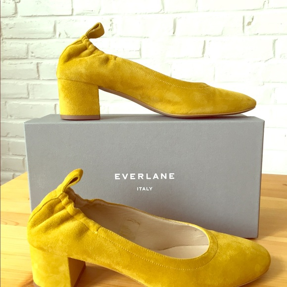7a2f83351a5c Everlane Shoes - Everlane Day Heels