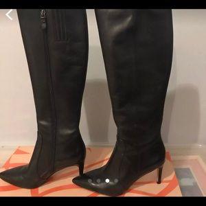 Via Spiga knee high boots