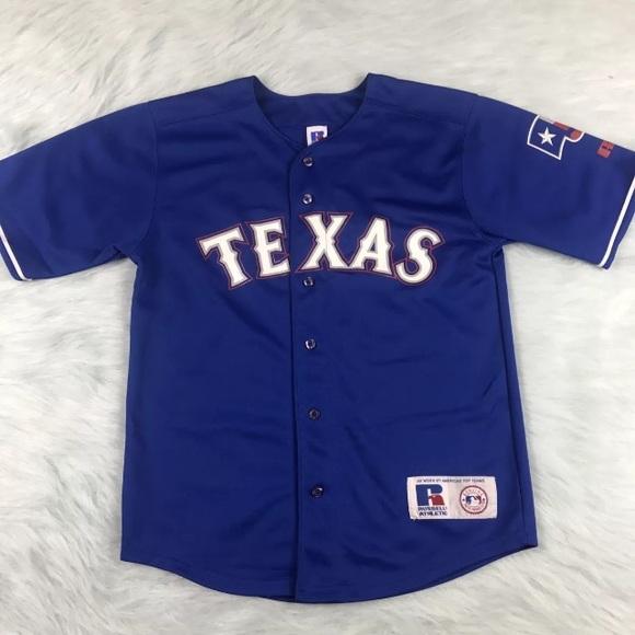 finest selection 645e7 9259d Vintage Alex Rodriguez Jersey Texas Rangers MLB