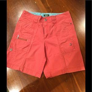 Women's cargo shorts
