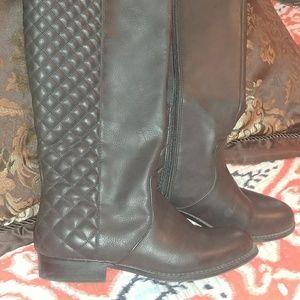 Lane Bryant boots size 9W