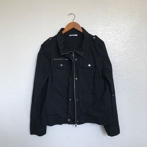 Black Style&Co Jacket