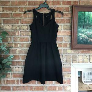 Cynthia Rowley Black Cocktail Dress