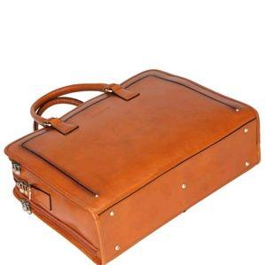 2a2cbd93cf26c Banuce Bags - Banuce Leather Briefcase Messenger Bag.