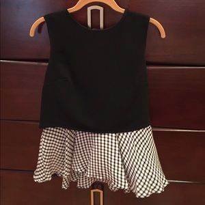 Bailey 44 top. Size S