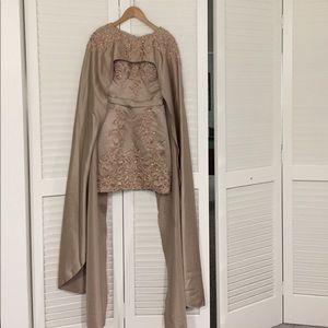 Dresses & Skirts - Crazy unique evening gown