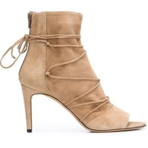 Vince  open-toe ankle boots