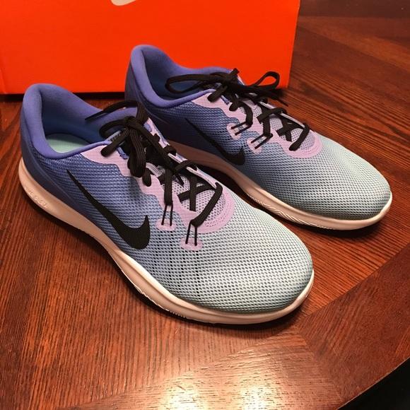 250723e17d06 Woman s Nike Flex trainer 7 fade size 10