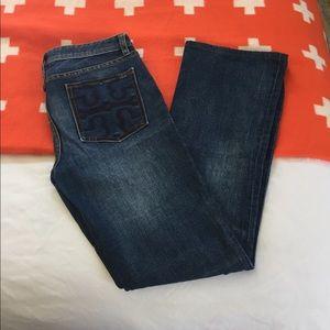 Tory Burch classic boot Jean