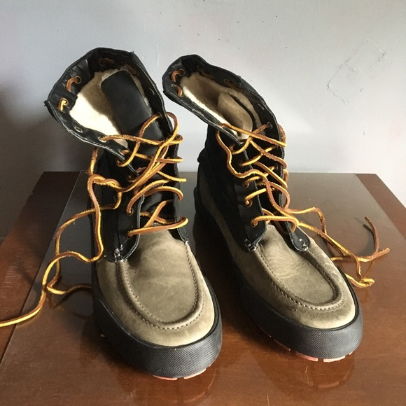 Polo Size 4 Mens Declan Boots