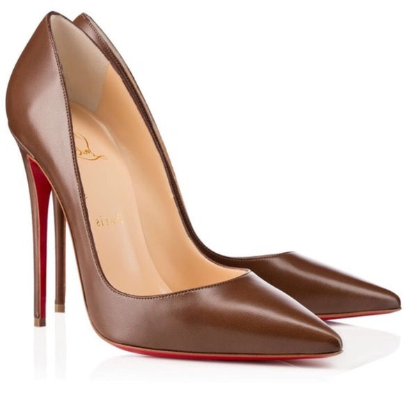 3ef1bbd389e BNIB Christian Louboutin So Kate: Ada/Nude No 5 37 NWT