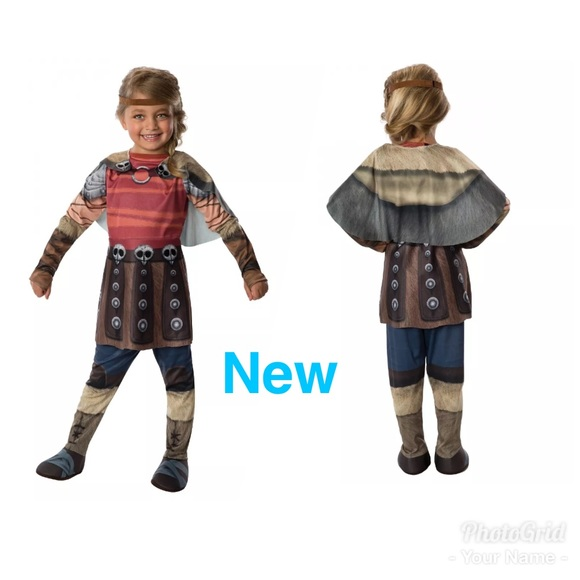 Costumes How To Train Your Dragon 2 Astrid Child Costume Poshmark