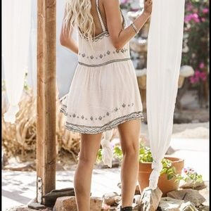 Spell and the gypsy folklore mini dress xs s