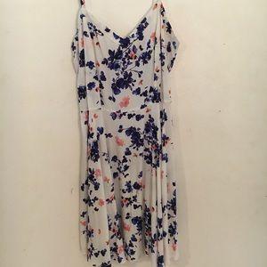 Cotton On Floral Dress (M)