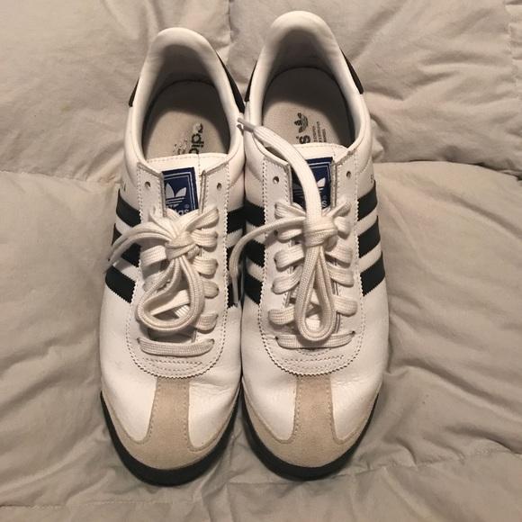 le adidas mens samoa scarpe poshmark