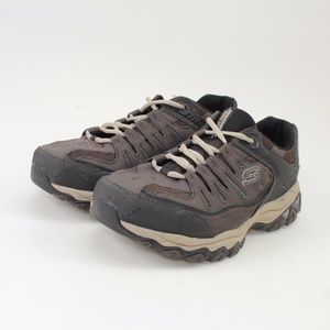 Skechers Afterburn M-Fit Athletic Shoes // 11 WIDE