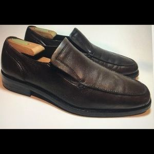 💙❤️SALE💚COLE HAHN BROWN  LOAFERS❤️💜