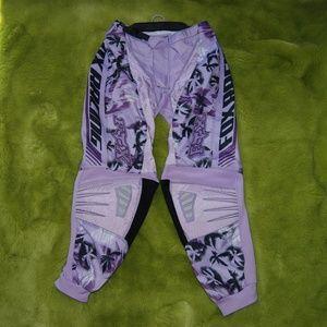 Fox Racing Pants Motorcross Gear Women's Size 9/10
