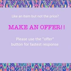 Make an Offer!
