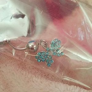 Other - Belly Bling Butterfly Ring