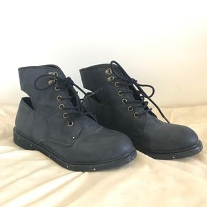 """Jeffrey Campbell """"Rosie"""" Inspired Combat Boots"""