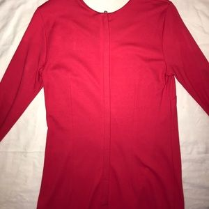 Ann Taylor Dresses - Hot pink Ann Taylor dress, Size 4 - new condition!