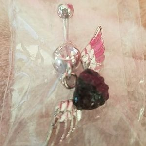 Other - Body jewelry surgical steel belly ring