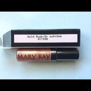 Mary Kay Gold Rush Lip Gloss - New