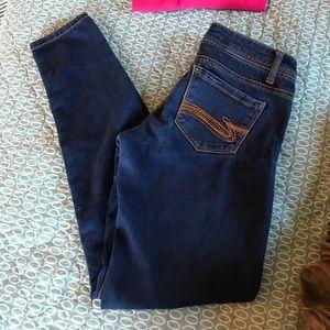 Rue 21 jeans. Super skinny.