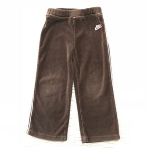Nike Velour Sweatpants