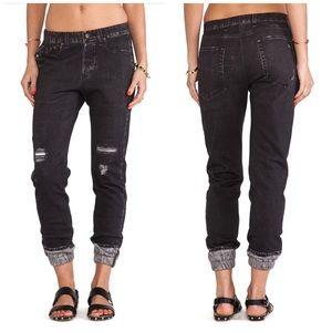 rag & bone/JEAN Miramar Pajama Jean [New Rock]