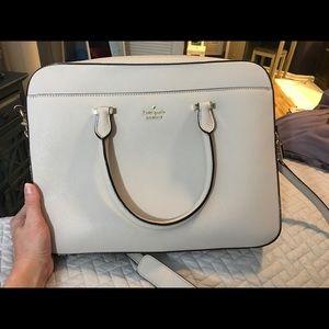 Kate Spade laptop bag - gorgeous!