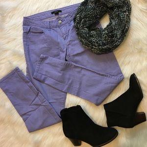 🖤 Lilac Skinny Jeans