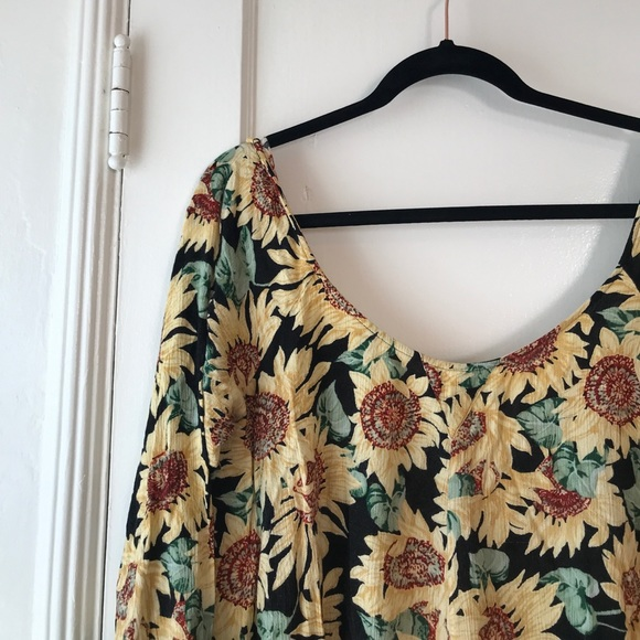 05f6bb022fcf Urban Outfitters Dresses | Some Days Lovin Sunflower Dress | Poshmark