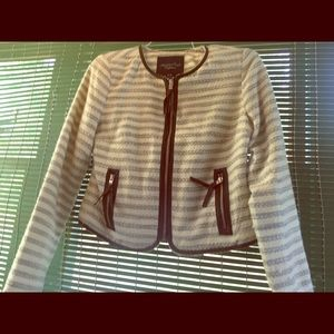 American Eagle Outfitters tweed jacket size medium