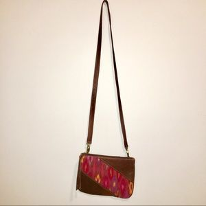 Urban Outfitters Aztec Crossbody Bag