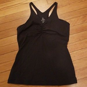 Black Prana Yoga top