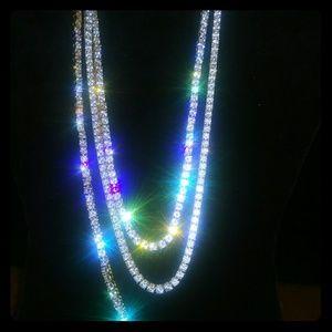 Jewelry - Gold Tennis chain