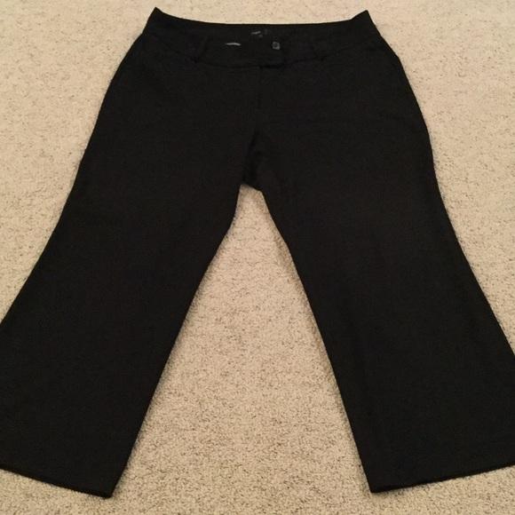 3adf8193085 Rafaella curvy 16WP black dress pants. M 59deada34e95a3573c00e3c9