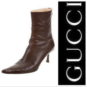 🍁NEW🍁Authentic Gucci Bootie