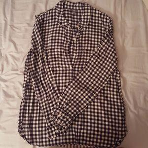 aerie popover shirt