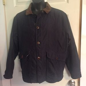 L.L. BEAN Men's Coat Size Medium Primaloft Lined