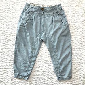 NEXT Blue Linen Pants