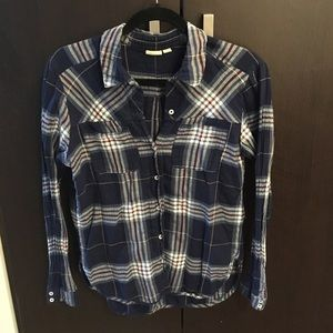 Ace Delivery button down shirt