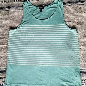 FOREVER 21 sleeveless shirt