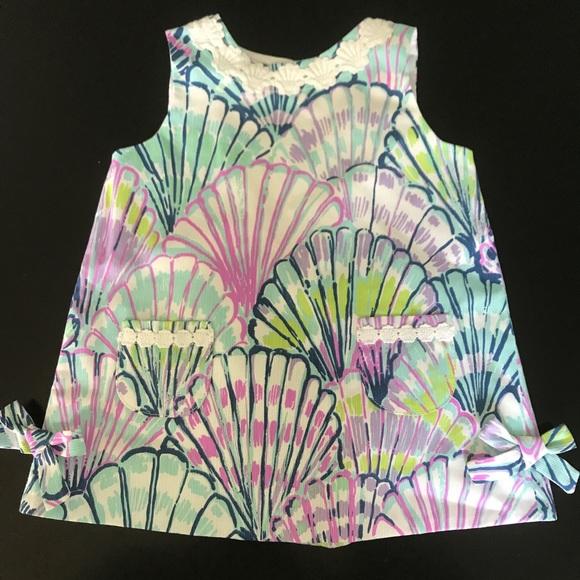 ef0bc3ad9 Lilly Pulitzer Dresses   Baby Shift Dress Oh Shello 1218 Mo   Poshmark