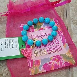 Lilly Pulitzer Beaded Bracelet