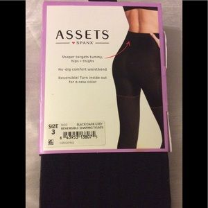 New~ size 3 Spanx reversible shaping tights
