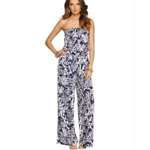 Lilly Pulitzer Farrah jumpsuit In The Groove sz S