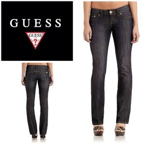 Guess Jeans Pismo Straight Dark Wash